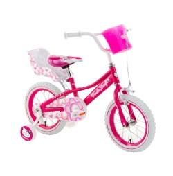 "Bicicleta Hello Kitty Shinny 14"""