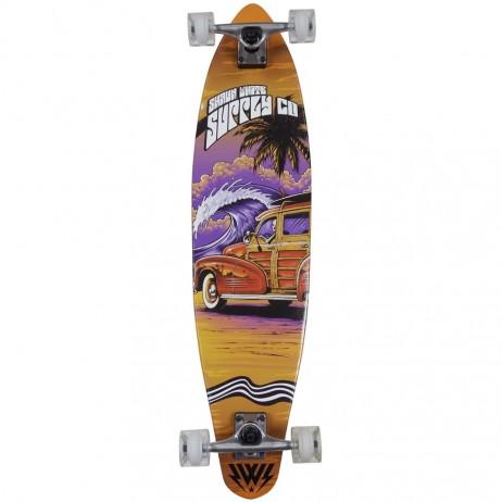 Longboard Shaun White Dawn 38''