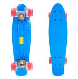 Penny board Maronad Retro cu roti iluminate