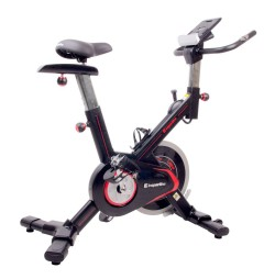 Bicicleta indoor cycling inSPORTline Logus