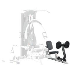 Accesoriu Body Craft Elite-presa picioare