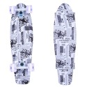Penny board Worker Engly Pro 27'' cu roti iluminate