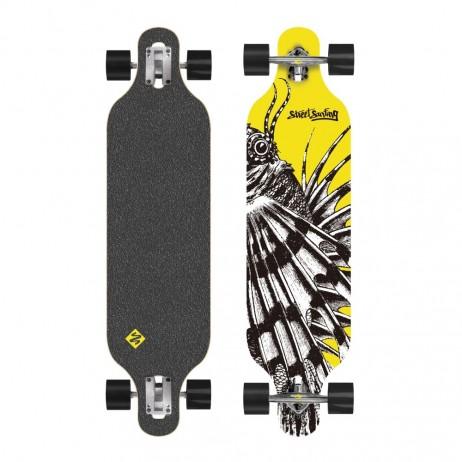 Longboard Street Surfing Freeride-Dragon 39''