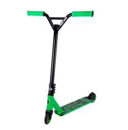 Trotineta Freestyle Fox Raw 100 mm 02-verde