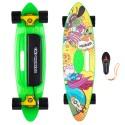 WORKER Longboard electric Smuthrider-galben/verde