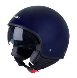 W-TEC Casca scooter FS-710-albastra
