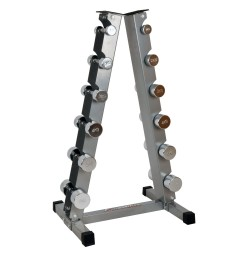 Suport vertical pentru gantere RK2076