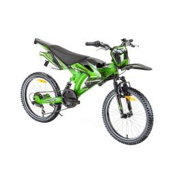"Bicicleta juniori Kawasaki Tensoi 20"" – 2018"