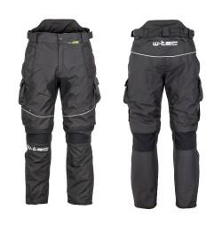 Pantaloni Moto Barbati W-TEC Thollte