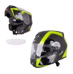 Casca Moto Flip-Up W-TEC V270 PP