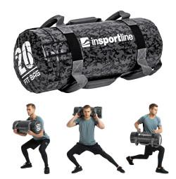 Sac Antrenament inSPORTline Fitbag Camu 20kg