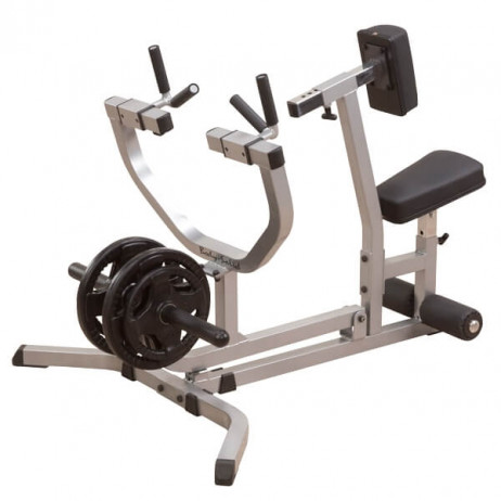 GSRM40 Seated Row Machine