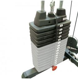 Stiva de greutati pentru aparatele profesionale Body Solid