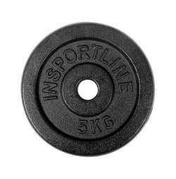Greutate fier inSPORTline 5kg/30mm