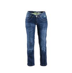 Pantaloni Moto Jeans Femei W-TEC B-2012