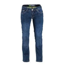 Pantaloni Moto Femei Jeans W-TEC Kavec
