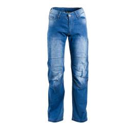 Pantaloni Moto Barbati Jeans W-TEC Davosh