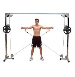 Aparat Fitness Crossover cu Cablu Body-Solid PCCO90X