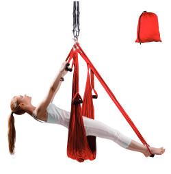 Hamac Aero Yoga inSPORTline Hemmok