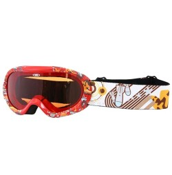 Ochelari de schi Junior WORKER Doyle - grafica
