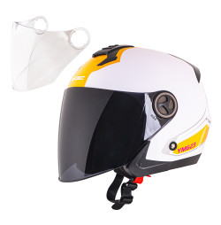 Motorcycle Helmet W-TEC Yellamo