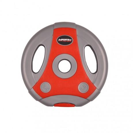 Greutate ergonomica inSPORTline de 2,5 kg