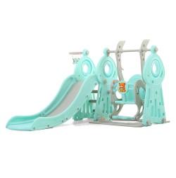 Ansamblu de joaca pentru copii 4in1 inSPORTline Swingslide