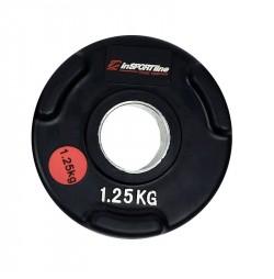 Greutate fier ergo inSPORTline 1,25kg/50mm