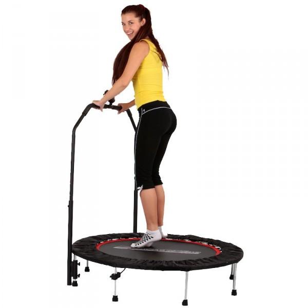 Exerciții cu trambulină pentru pierderea în greutate - Cum să vă potriviți