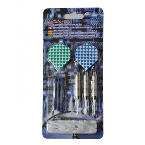 Sageti darts Echowell ACD 3350 cu 50 varfuri