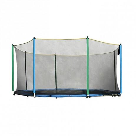 Plasa siguranta inSPORTline 457 cm + 10 stalpi