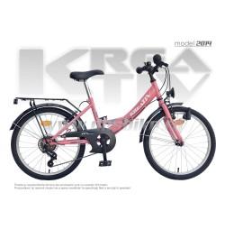Bicicleta DHS K2014 - 5V