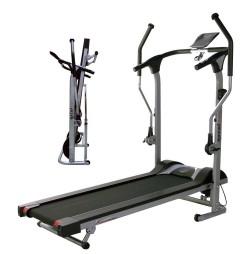 Banda de Alergare Magnetica inSPORTline Excel Run, 100 kg