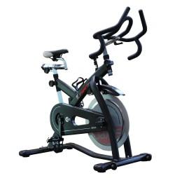 Bicicleta indoor cycling inSPORTline Daxos
