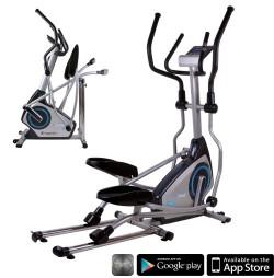 Bicicleta eliptica inSPORTline inCondi ET520i