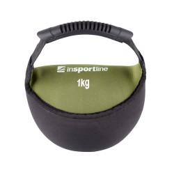 Gantera neopren inSPORTline Bell 1kg