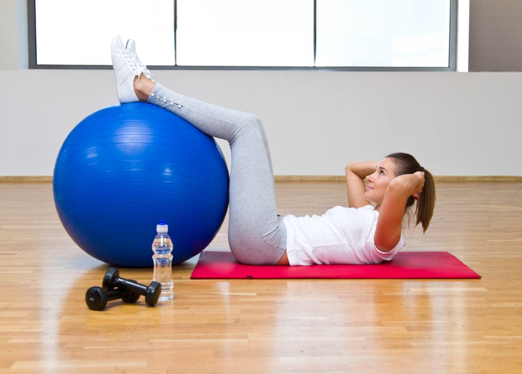 antrenament cu greutatea corpului