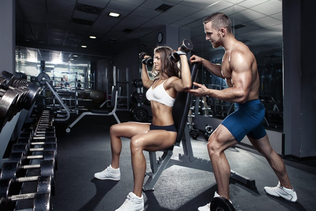 antrenor fitness