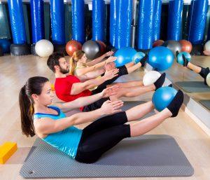 fitness de grup